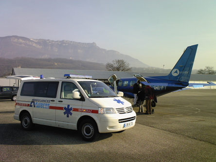 ambulances aubert chambery